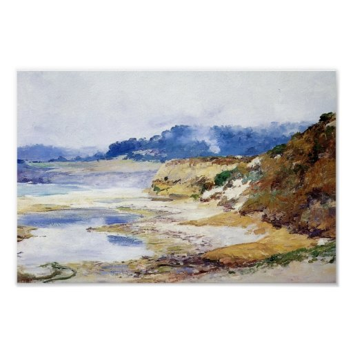 Grey Afternoon by Guy Rose Poster