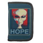 Grey Alien Hope Organizer