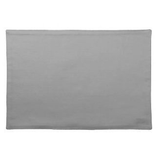 Grey  American MoJo Placemat Cloth Place Mat