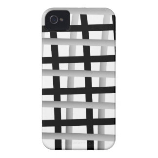 Grey and Black Wrap Around Case-Mate iPhone 4 Case