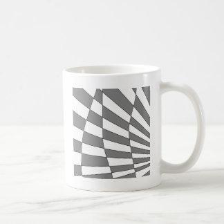 Grey Angle Design Coffee Mug