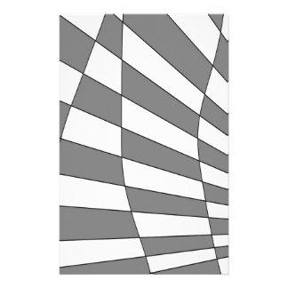 Grey Angle Design Customized Stationery
