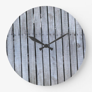 barnwood wall clocks zazzle