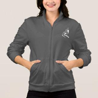 Grey Brindle Roo Jacket