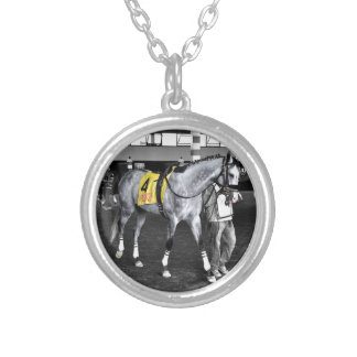 Grey by You Silver Plated Necklace