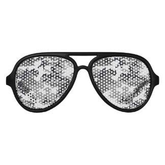 Grey Camo Lens Sunglasses/ Shades