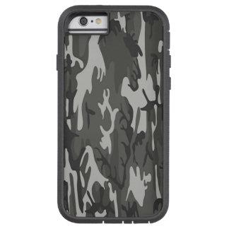 Grey Camo Tough Xtreme iPhone 6 Case