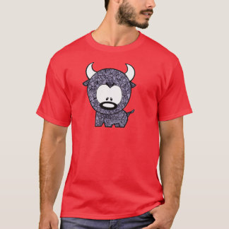 GREY CEMENT BULL T-Shirt