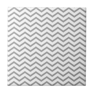 Grey Chevron ZigZag Background Color Changes Tile