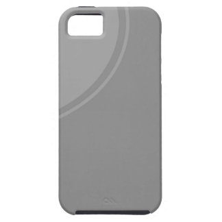 grey circle iPhone SE/5/5s case