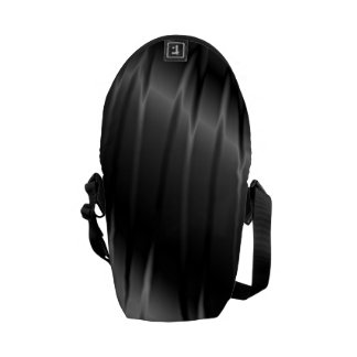 Grey Claws Courier Bag