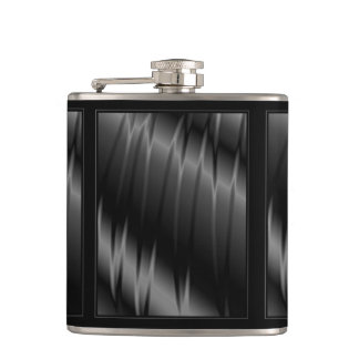 Grey Claws Hip Flask
