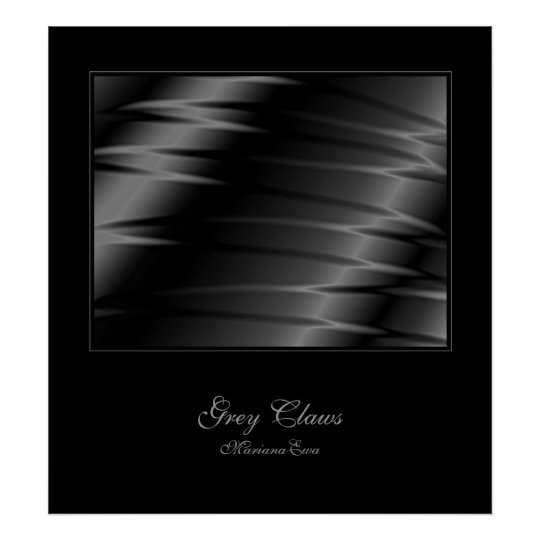 Grey Claws Poster