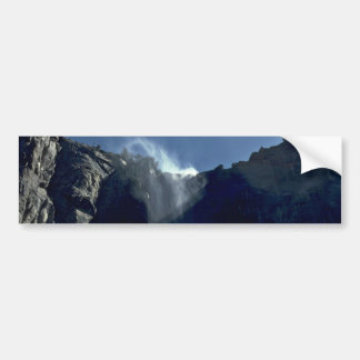 Grey Clouds Above The Heights Bumper Stickers
