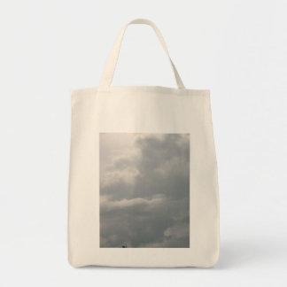Grey Clouds Bag