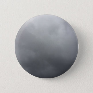 Grey clouds pinback button
