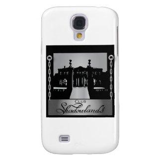 Grey Club Shadowlands Galaxy S4 Cases