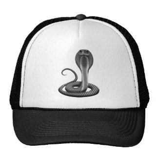 GREY COBRA HATS