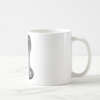 GREY COBRA COFFEE MUG