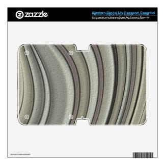 Grey colored line pattern WD my passport skin