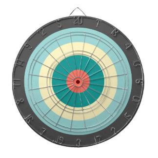 Grey Combination Bullseye Dart Board