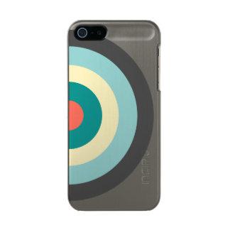 Grey Combination Bullseye Incipio Feather® Shine iPhone 5 Case