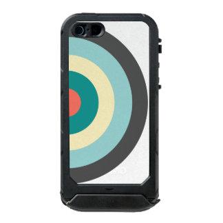 Grey Combination Bullseye Incipio ATLAS ID™ iPhone 5 Case