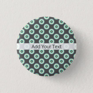 Grey Combination Circles by Shirley Taylor Button