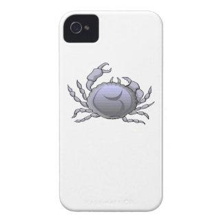 Grey Crab Case-Mate iPhone 4 Cases