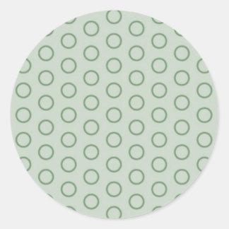 grey dab score grey darkly circle retro spot classic round sticker
