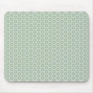 grey dab score grey darkly circle retro spot mouse pad