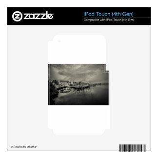 Grey Day Decal For iPod Touch 4G
