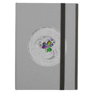 Grey design case for iPad air