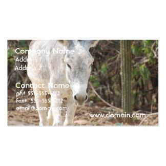 Grey Donkey Business Cards