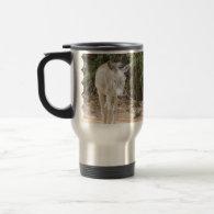 Grey Donkey Mug