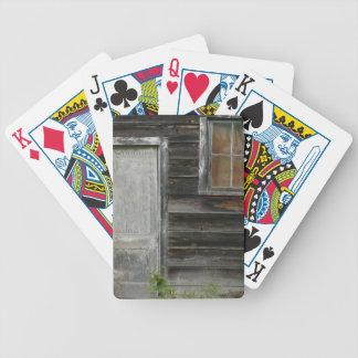 grey door and window card deck