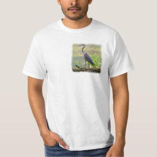 Grey Egret 1 Shirt