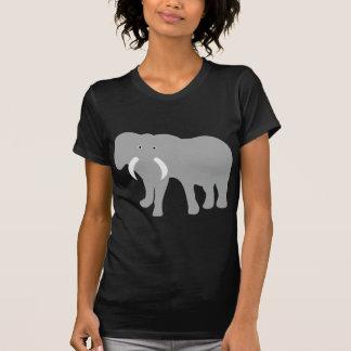 grey elephant comic tee shirt