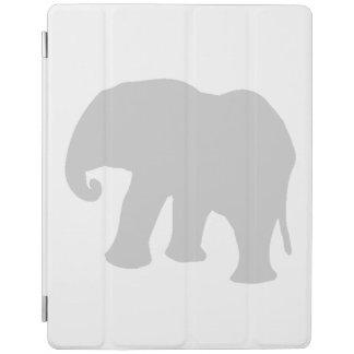 Grey Elephant iPad Cover
