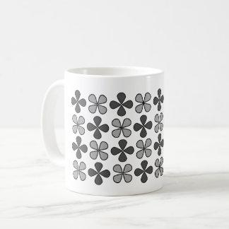 Grey examined coffee mug