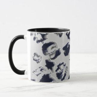 Grey examined mug