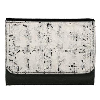 Grey examined wallet