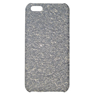 Grey fabric patterns iPhone 5C cases