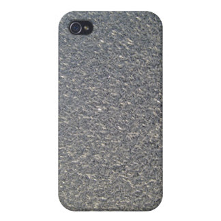 Grey fabric perns iPhone 4 case