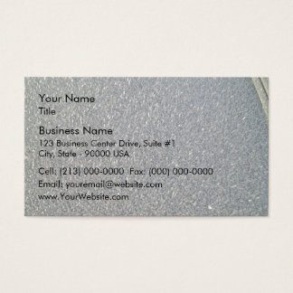 Grey fabric Texture Business Card