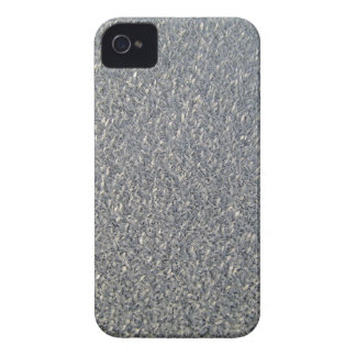 Grey fabric Texture iPhone 4 Case
