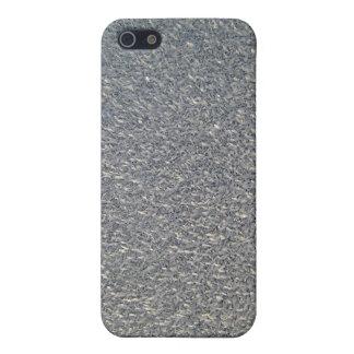 Grey fabric Texture iPhone 5 Case