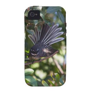 Grey Fantail Case-Mate iPhone 4 Case