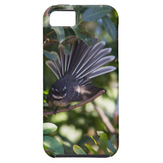 Grey Fantail iPhone 5 Cover