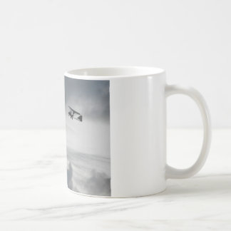 Grey Flight Coffee Mug